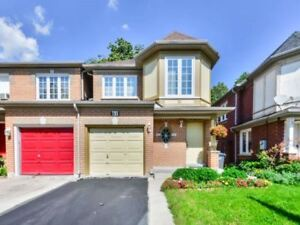 3BR 3WR Condo Town... in Brampton near Peter Robertson/Fernfores