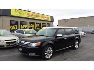 2010 Ford Flex Limited GAURANTEED FINANCING
