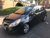 EXCELLENT AND CHEAP VAUXHALL CORSA 2008 REG 1.4 PETROL,MANUAL