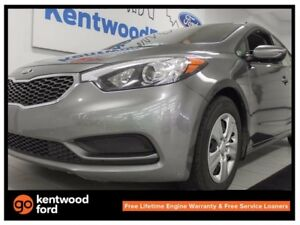 2016 Kia Forte LX with eco mode. It's not just a Forte... it's y