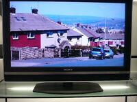 "Sony KDLV32A12U 32"" HD READY LCD TV. SECOND HAND, 6 MONTH WARRANTY."