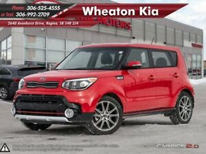 2017 Kia Soul SX Turbo *Heated Seats* Rear View Camera* Turbo En