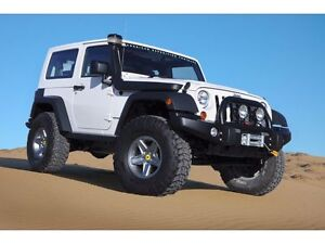 "Jeep JK AEV 2"" Suspension Lift Spacer System"