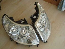 Fiat Ducato Headlight (LHD) Housings