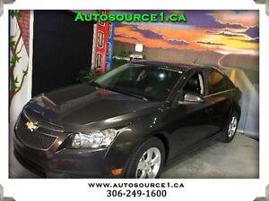 2014 Chevrolet Cruze 2LT Auto | LEATHER | SUNROOF | NEW TIRES
