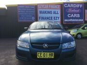 2005 Holden Commodore VZ Executive Blue 4 Speed Automatic Sedan Cardiff Lake Macquarie Area Preview