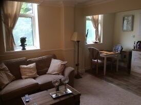 1 BEDROOM FLAT, FULLY FURNISHED, IN GATED COMMUNITY, ALL BILLS INCLUDED.