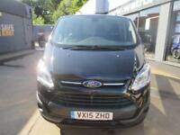 2015 Ford Transit Custom 270 Limited 2.2TDCi 125ps L1H1 SWB LR *Top Spec* Diesel