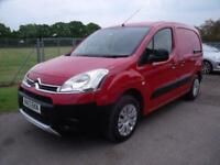 CITROEN BERLINGO 625 XTR PLUS L1 HDI Red Manual Diesel, 2013