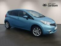 2014 NISSAN NOTE HATCHBACK
