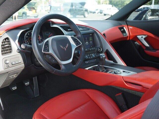 2014 White Chevrolet Corvette  Z51 | C7 Corvette Photo 4