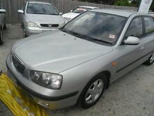 2003 Hyundai Elantra GLS  Automatic Hatchback Beaconsfield Cardinia Area Preview
