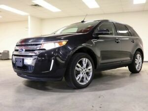 2013 Ford Edge LIMITED AWD LEATHER SUNROOF BACK UP CAM