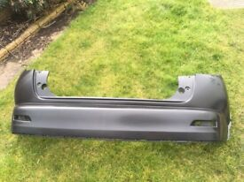 GENUINE NISSAN JUKE REAR BUMPER FOR 2010-2012 MODELS, PART NO. 85022 1KA6H, BRAND NEW !