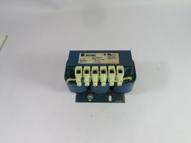 Allen-Bradley 1321-3R12-C 3 Phase Line Reactor 4.2mH 12A 200-690VAC  USED