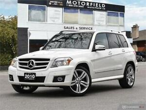 2010 Mercedes-Benz GLK350 4Matic *Pano Roof|Certified|Warranty*
