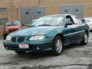 WANTED : 96 - 97 or 98 Pontiac Grand AM