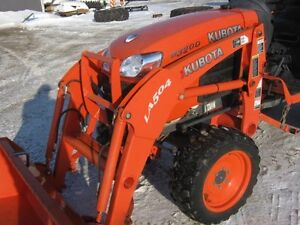 Kubota B3200 Tractor, Loader Cambridge Kitchener Area image 10
