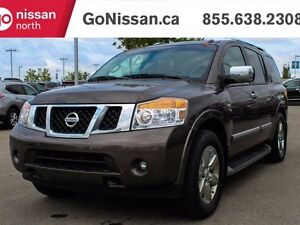 2014 Nissan Armada DVD HEADRESTS, CAPTAINS CHAIRS, NAVIGATION!!