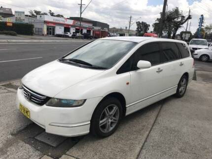 2004 Honda Odyssey (7 Seat) Wagon