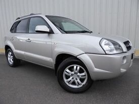 Hyundai Tucson Comfort 2.0 16v, Lovely Low Mileage Example in Absolutely Superb Condition Throughout
