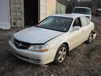 ACURA 3.2TL S (1999/2003/ FOR PARTS ONLY)