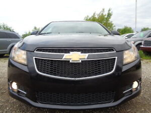 2011 Chevrolet Cruze LT- R/S WITH TURBOCHARGED-SUNROOF