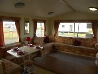 Caravans for sale 6 berth, 12 month park, 10% deposit, full facilities, direct beach-North Yorkshire