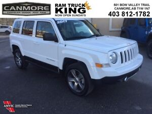 2017 Jeep Patriot High Altitude Leather Sunroof Heated Seats