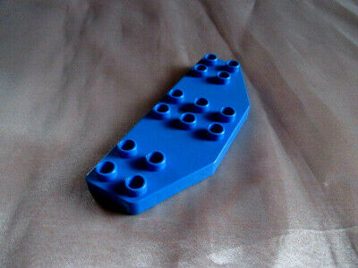 Lego Duplo Rad Fahrwerk Reifen  für Jumbo Jet  Jetliner Airplane aus 2678 blau