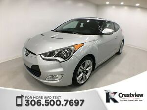 2015 Hyundai Veloster w/Tech | Sunroof | Navigation