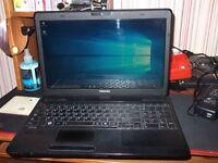 laptop toshiba c660d,NO TEXTS PLZ.