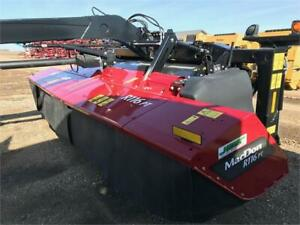 Macdon R116PT Pull-Type Mower Conditioner