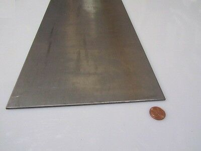 Spring Steel Shim 18 0.125 Thick X 8.0 Width X 24 Length M