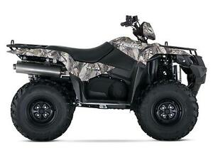 KINGQUAD 750AXI POWER STEERING CAMO West Island Greater Montréal image 1