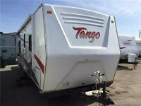 2008 TANGO 27 FT. REAR BATH TRAVEL TRAILER
