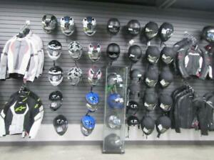 Coopers has lots of street/offroad helmets on clearance!