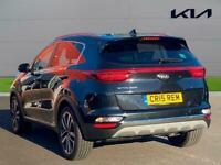 2018 Kia Sportage 1.6 Crdi Isg 4 5Dr Estate Diesel Manual