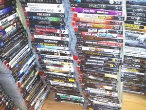 PS3 games for sale! Buy one get one 50% off!