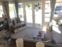 2 BED STATIC CARAVAN FOR SALE WITH BATH SITED NR GORLESTON GREAT YARMOUTH NORFOLK/SUFFOLK