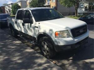2005 Ford F-150 FX4 LARIAT 4X4 EXTRA CLEAN MECANIQUE A1