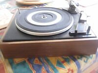 Garrard Record Deck