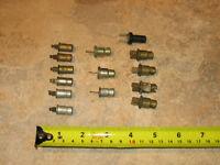 Gauge light sockets