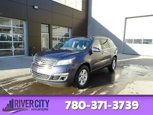 2013 Chevrolet Traverse AWD 1LT 8 PASSENGER Back-up Cam,  Blueto