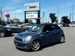 2009 MINI Cooper Convertible S  ONLY $19 DOWN $85/WKLY