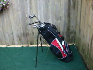 Men's Right hand Adam golf club set
