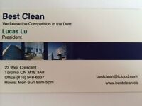 BESTCLEAN COMMERCIAL CLEANING SERVICES
