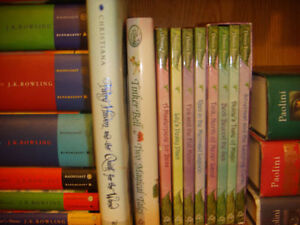 Tinker Bell (Tinkerbell) Children Novels And Picture Books