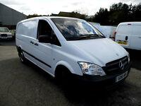 Mercedes-Benz Vito 2.1TD 113CDI Panel Van SD61 WRG