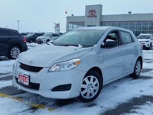 2014 Toyota Matrix Peterborough Peterborough Area image 1